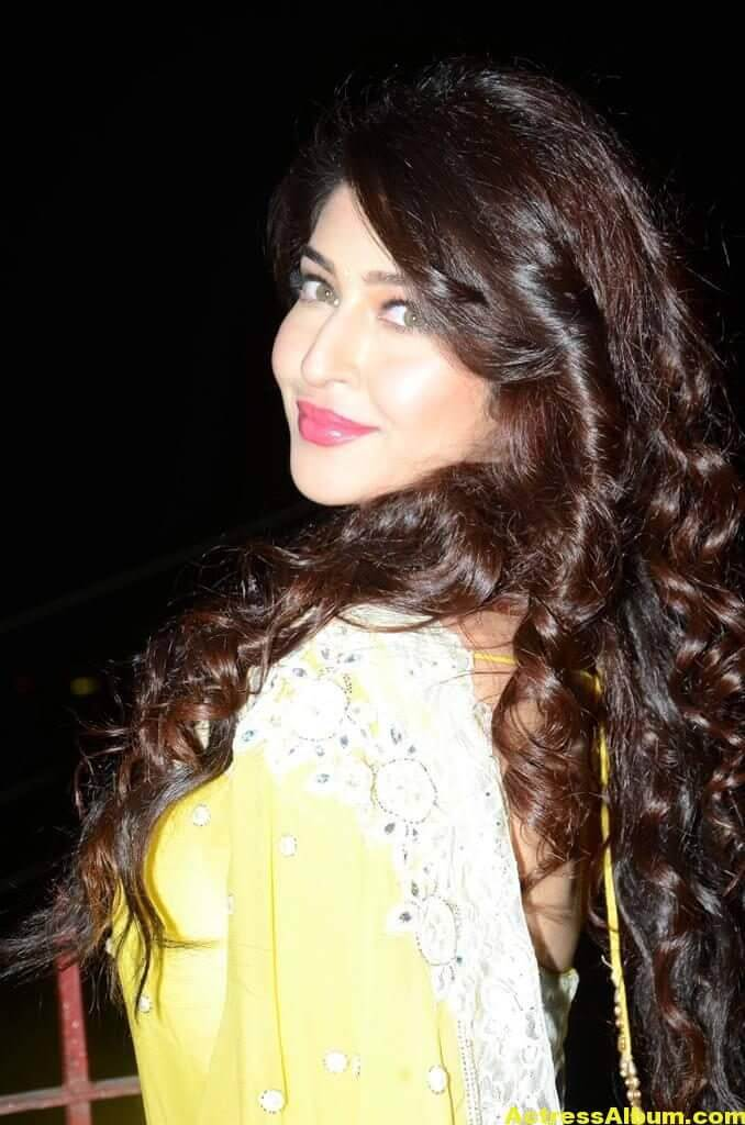 Sonarika Latest Images In Yellow Saree 6