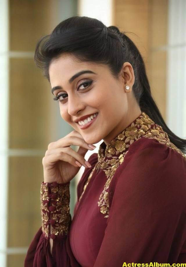 Actress Regina Cassandra Cute Photos In Ponytail 1