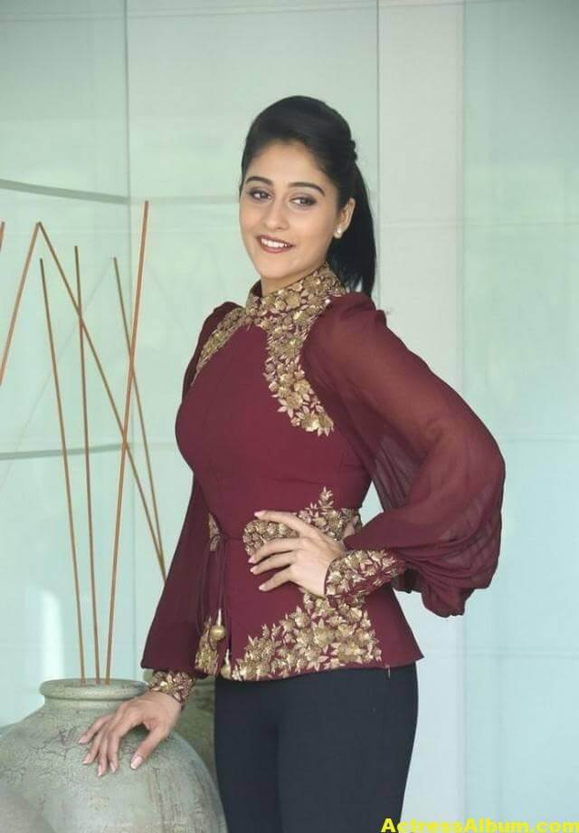 Actress Regina Cassandra Cute Photos In Ponytail 6