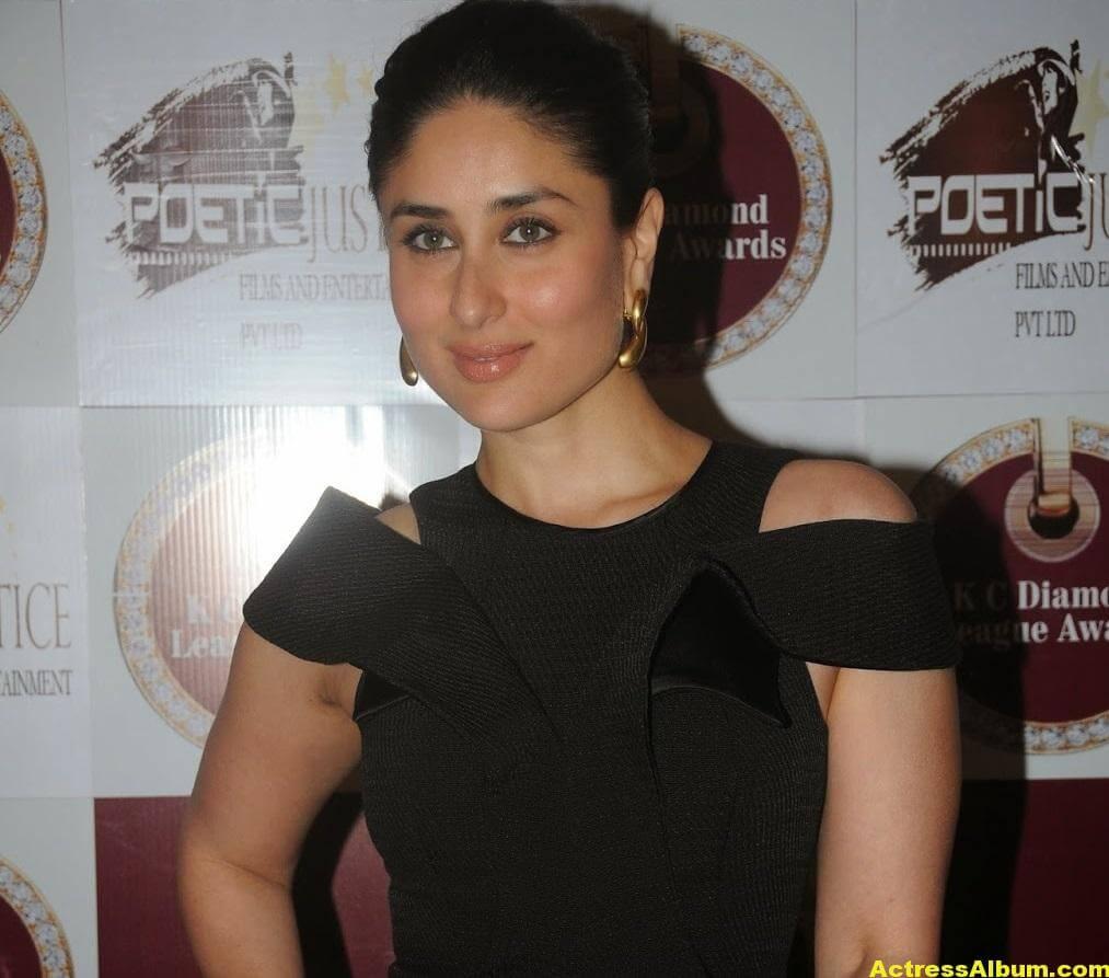 Glamorous Kareena Kapoor Hot Photos In Black Dress (4)