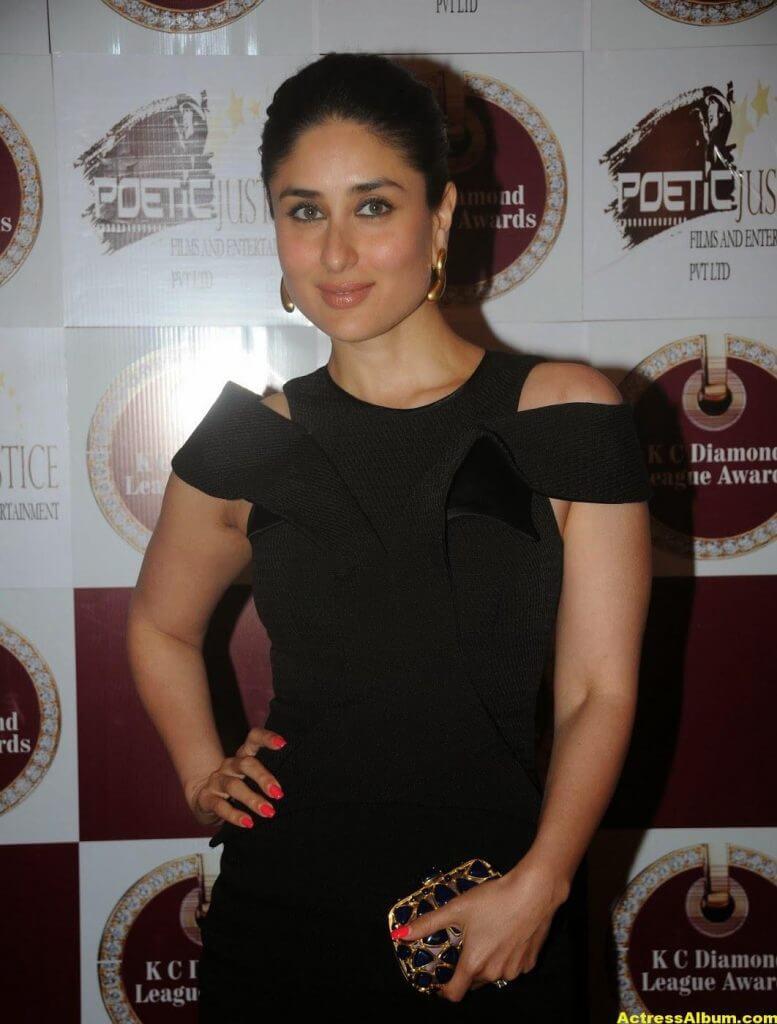Glamorous Kareena Kapoor Hot Photos In Black Dress (5)