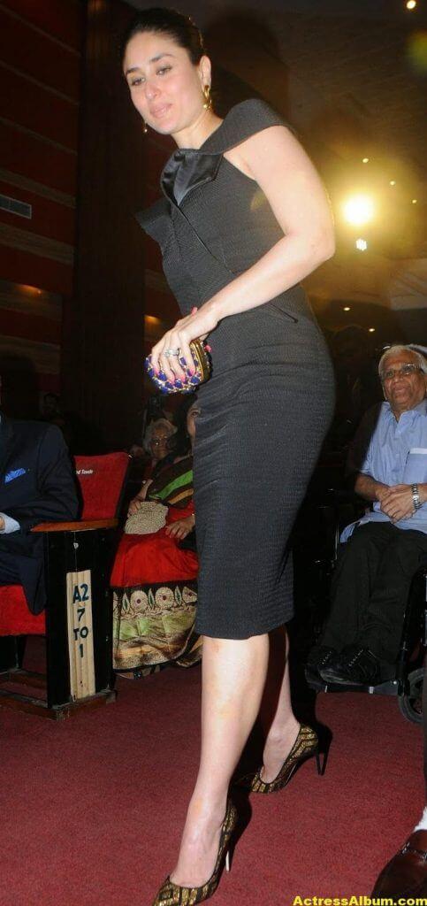 Glamorous Kareena Kapoor Hot Photos In Black Dress (7)