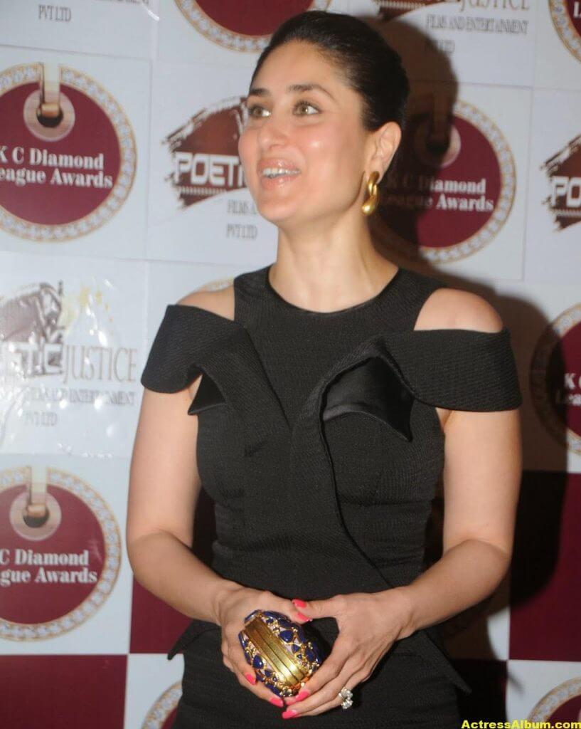 Glamorous Kareena Kapoor Hot Photos In Black Dress (8)