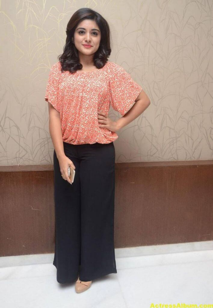 Niveda Thomas Smiling Photo 3