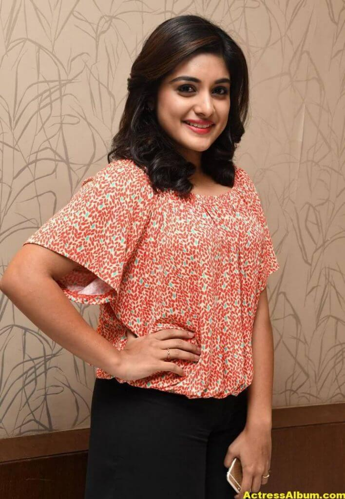 Niveda Thomas Smiling Photo 4