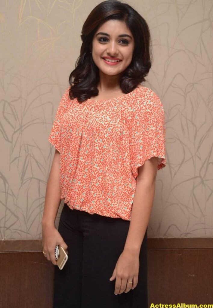 Niveda Thomas Smiling Photo 6