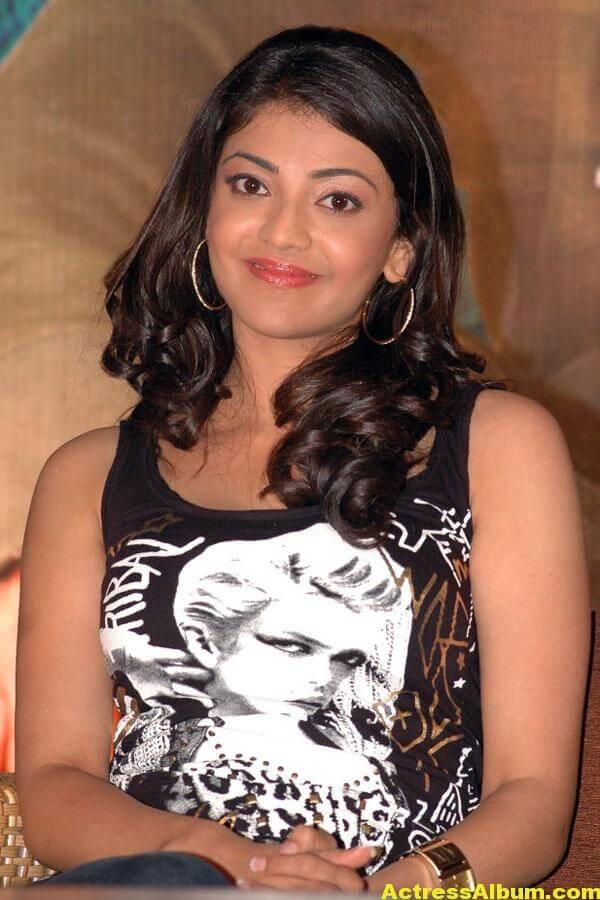 aarya 2 kajal agarwal hot navel show