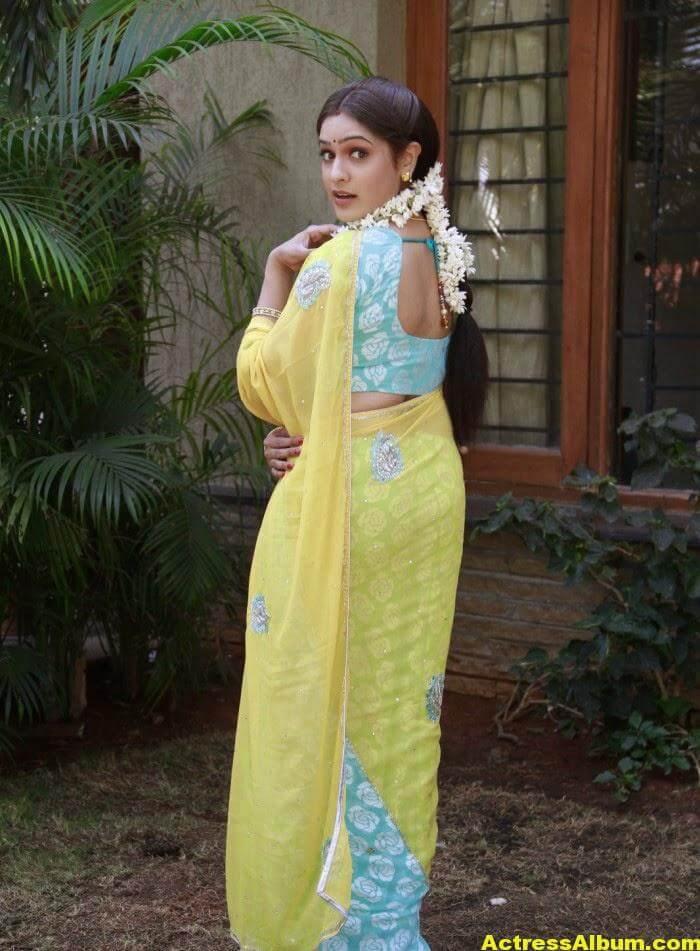 Aditi Agarwal In Saree