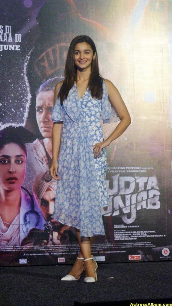 Alia Bhatt Unseen So Hot Photos In Blue Dress (1)