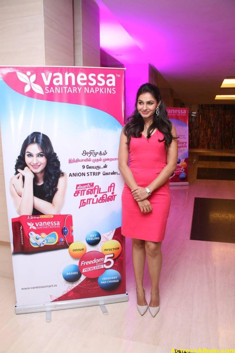 Andrea Jeremiah Cute Photos