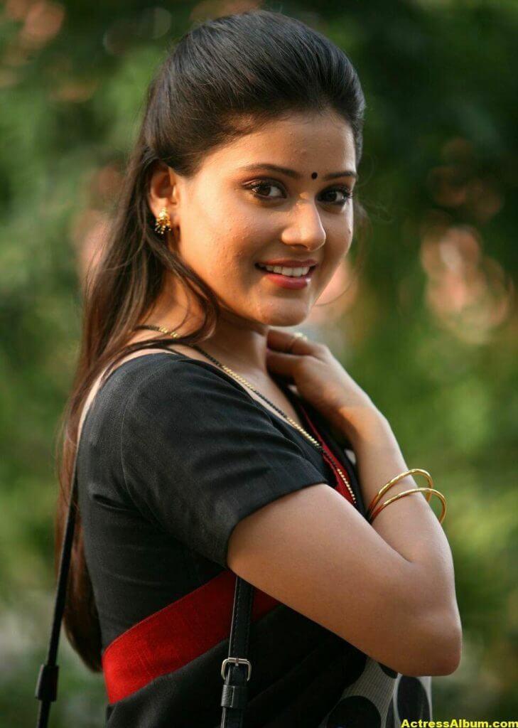Archana Gupta In Black Saree