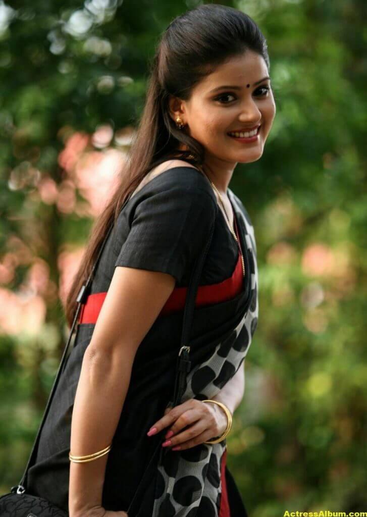 Archana Gupta In Saree