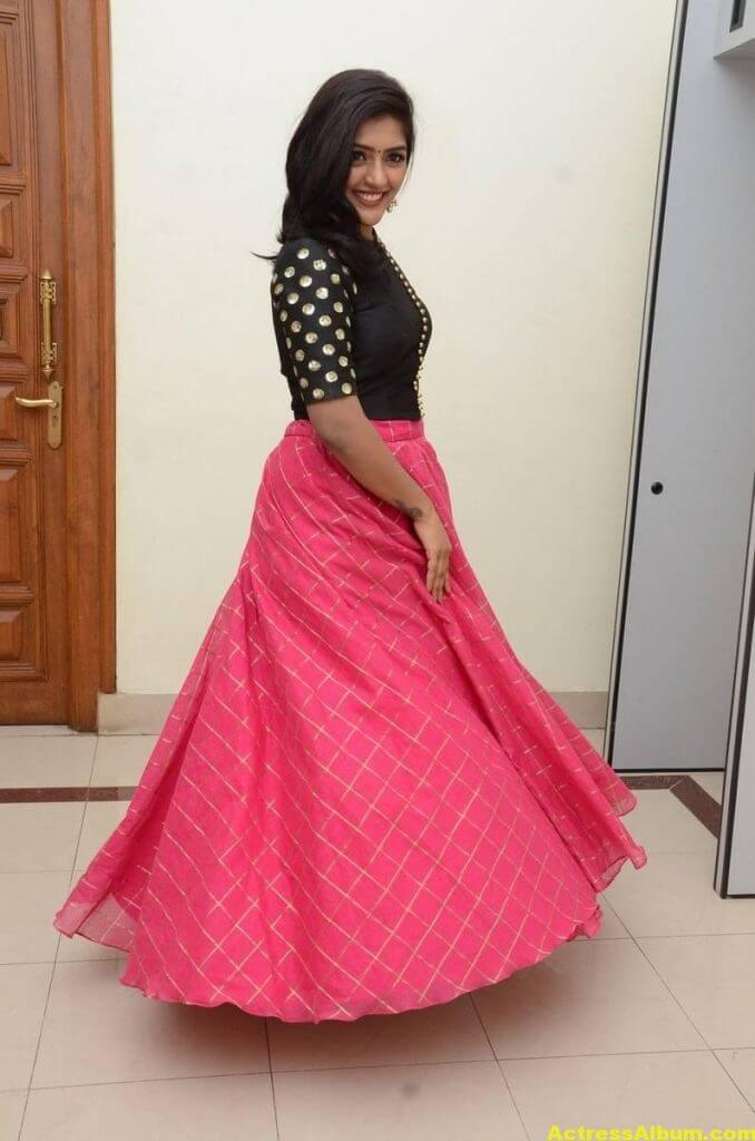 Eesha Rebba In Black Dress