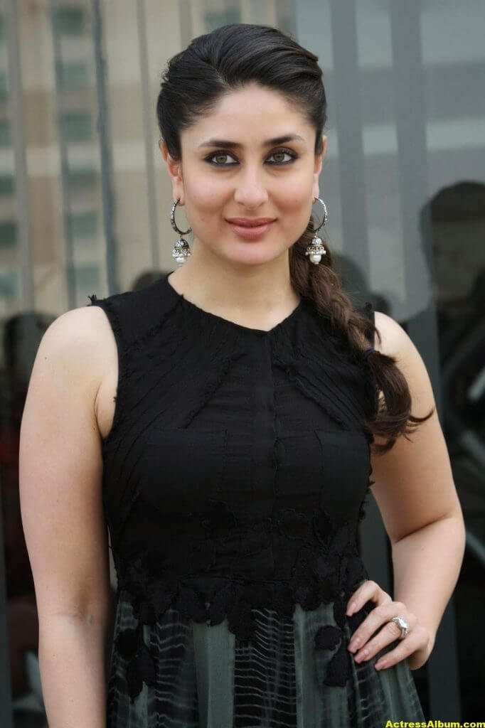 Glamorous Kareena Kapoor Images In Black Dress 2