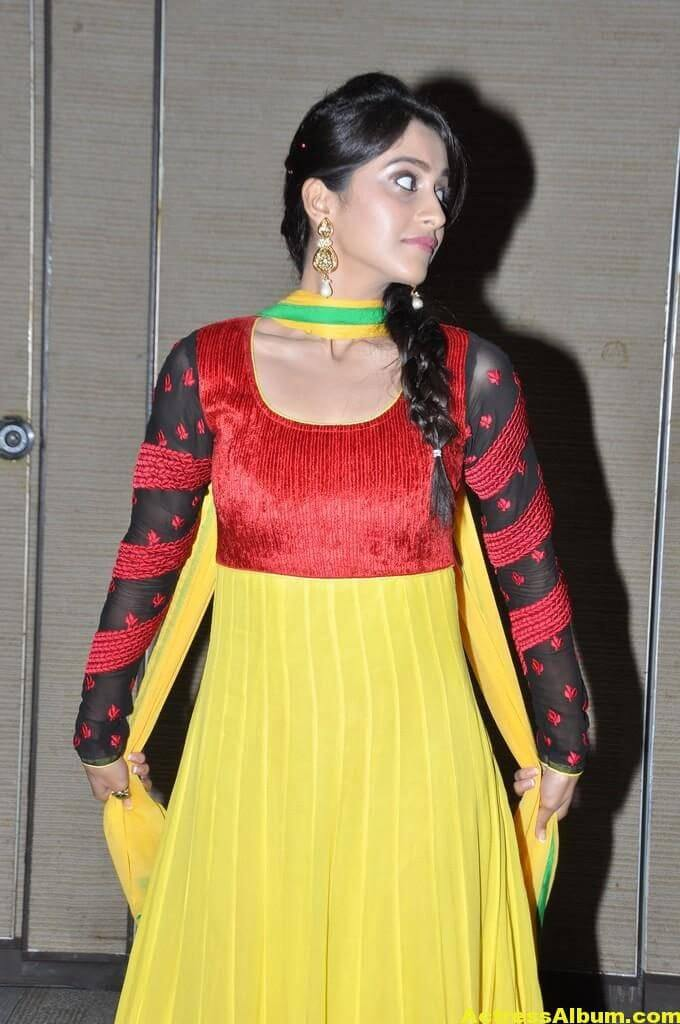 Hot Regina Cassandra Photos In Yellow Dress 3