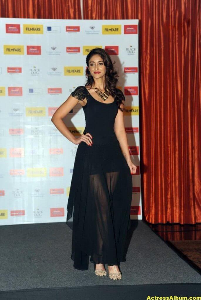 Ileana Hot Photos In Black Dress 2
