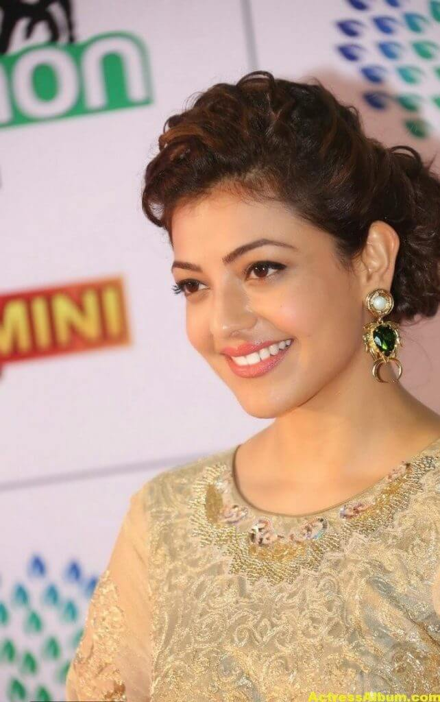 Kajal Agarwal Gorgeous Photos At Memu Saitam2