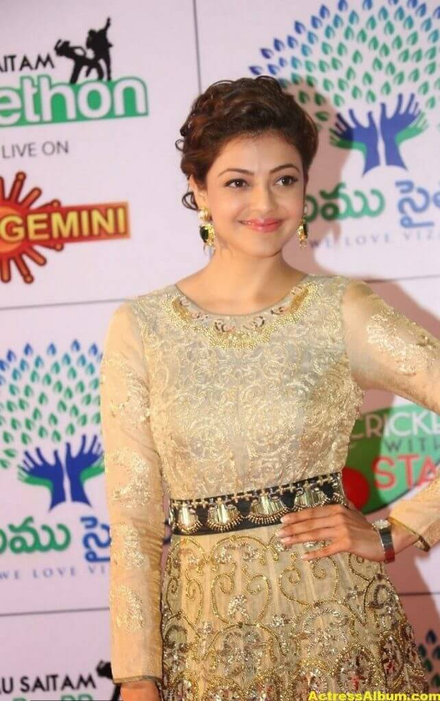 Kajal Agarwal Gorgeous Photos At Memu Saitam4