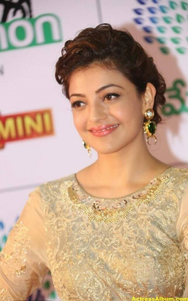Kajal Agarwal Gorgeous Photos At Memu Saitam6