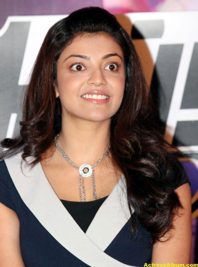 Kajal Aggarwal Beautiful Eyes Photos 3