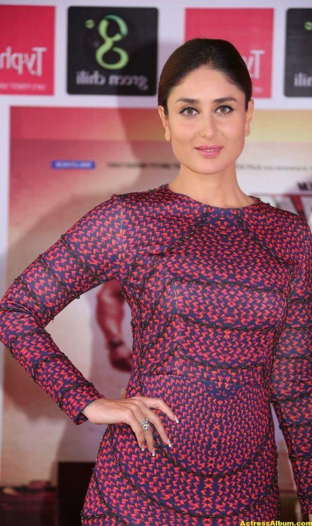 Kareena Kapoor Beautiful Photos In Red Dress 2