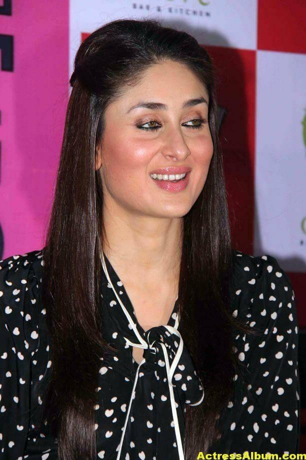 Kareena Kapoor Cute PhotoShoot In Black Dress 4