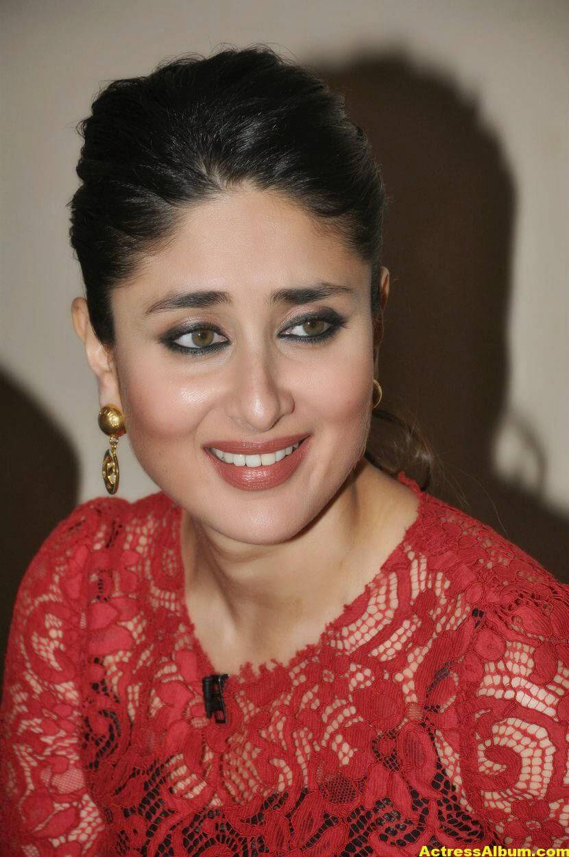 Kareena Kapoor Hot Photos In Beautiful Red Dress 1