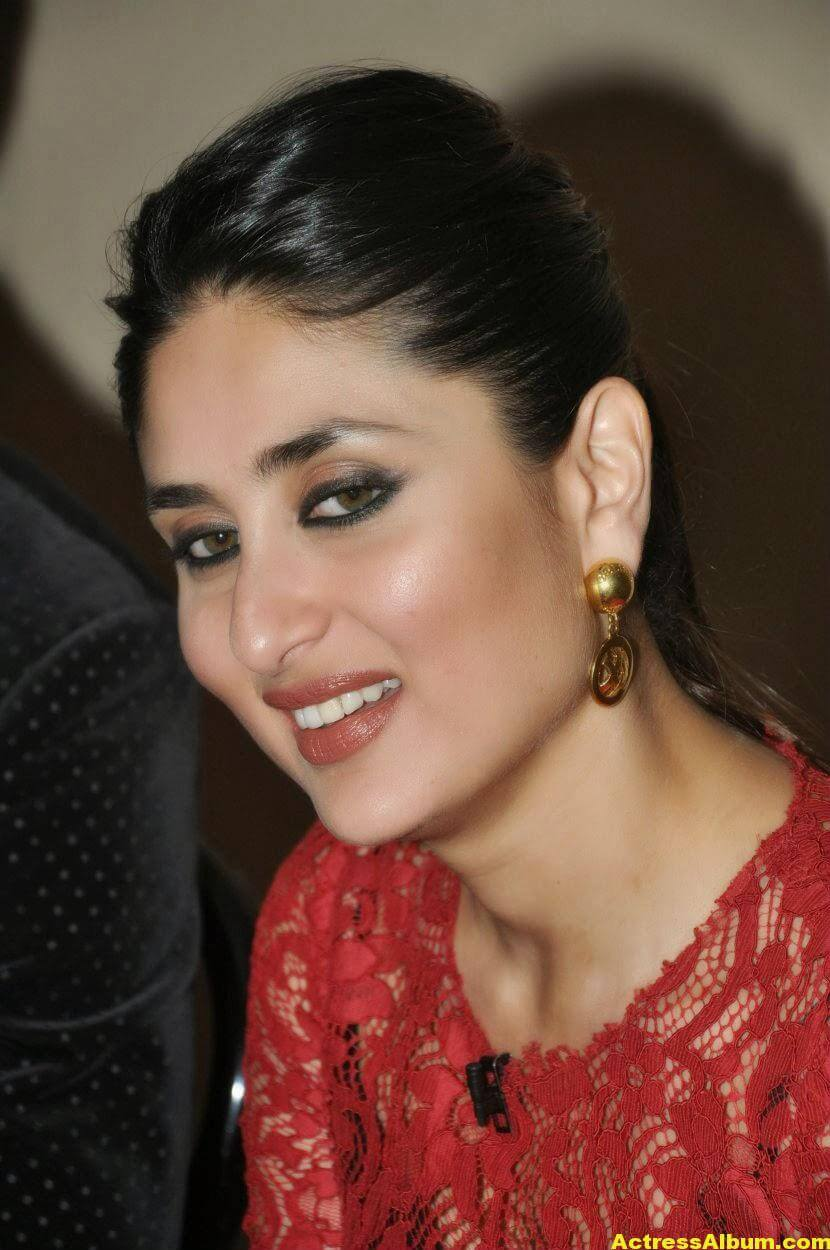 Kareena Kapoor Hot Photos In Beautiful Red Dress 2