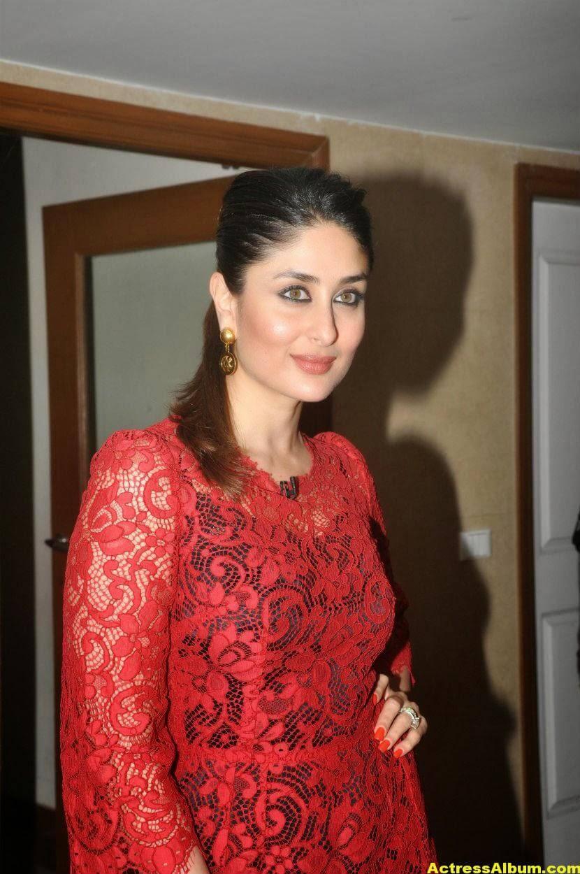 Kareena Kapoor Hot Photos In Beautiful Red Dress 3 ...