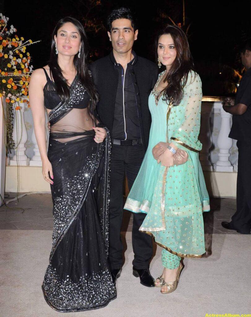 Kareena Kapoor Navel Stills