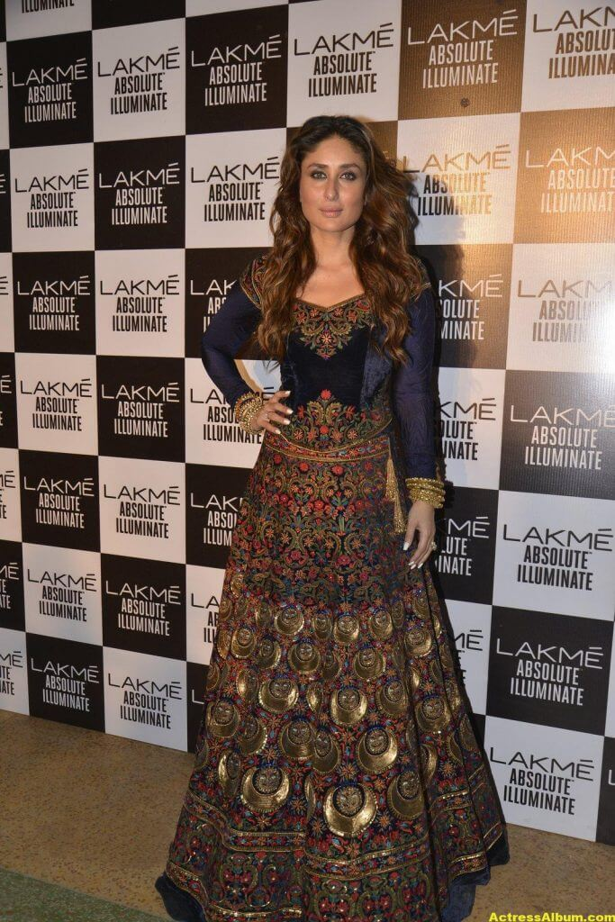 Kareena Kapoor At Lakme Function