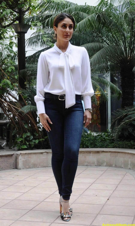 Kareena Kapoor In Blue Jeans
