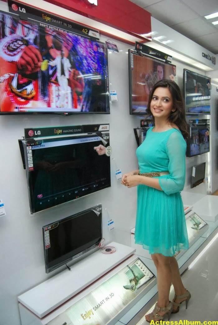 Kriti Kharbanda At Yes Mart Launch