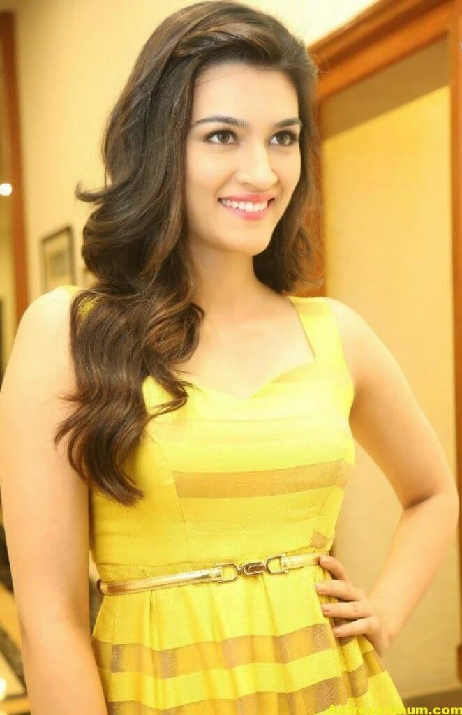Kriti Sanon Hd Photoshoot Images  2