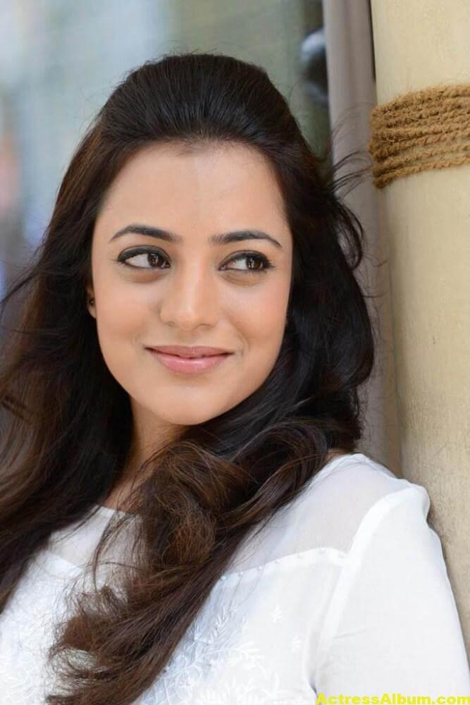 Nisha Agarwal Stills In White Shirt
