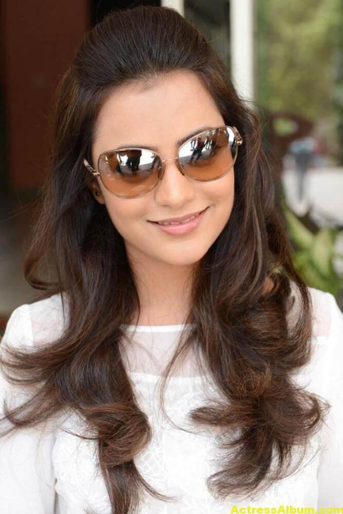 Nisha Agarwal Stills In White Shirt 5