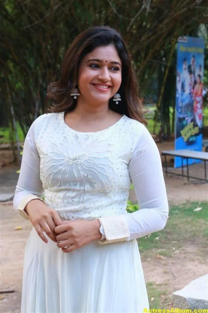Poonam Bajwa Hot Stills In White Dress 0