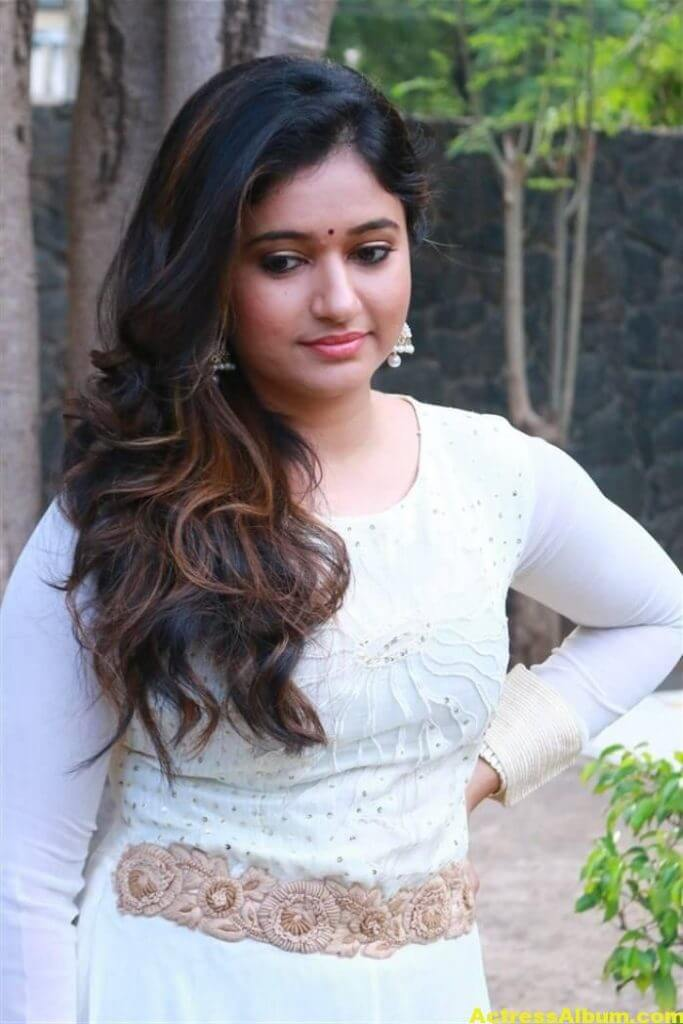 Poonam Bajwa Hot Stills In White Dress 1