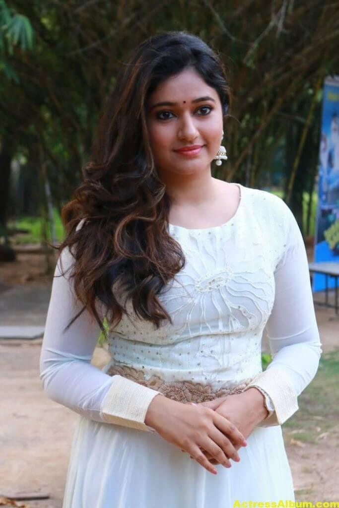 Poonam Bajwa Hot Stills In White Dress 3