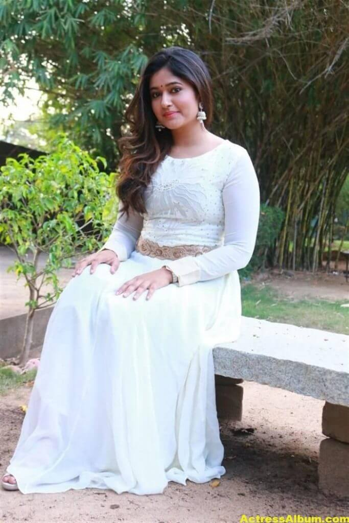 Poonam Bajwa Hot Stills In White Dress 4