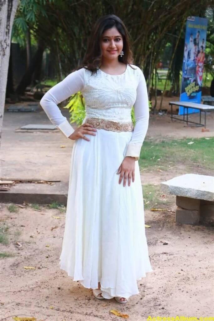 Poonam Bajwa Hot Stills In White Dress 5