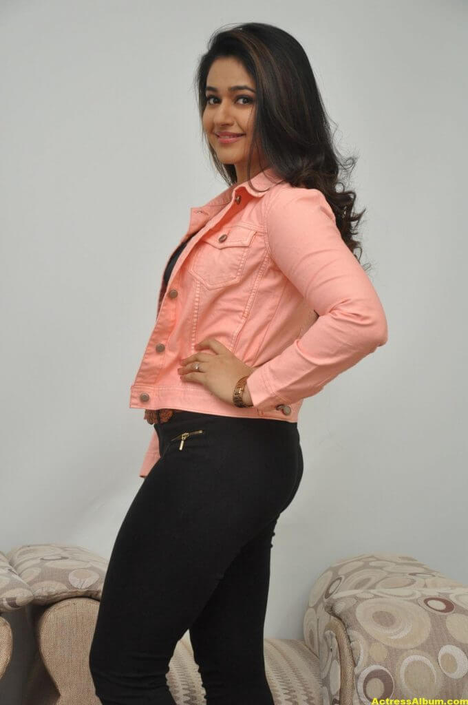 Poonam Bajwa Latest Photoshoot In Pink Dress 5