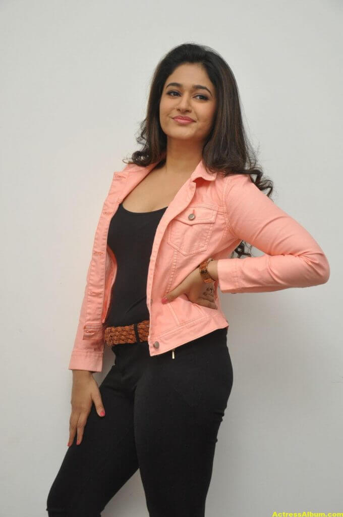 Poonam Bajwa Latest Photoshoot In Pink Dress 6