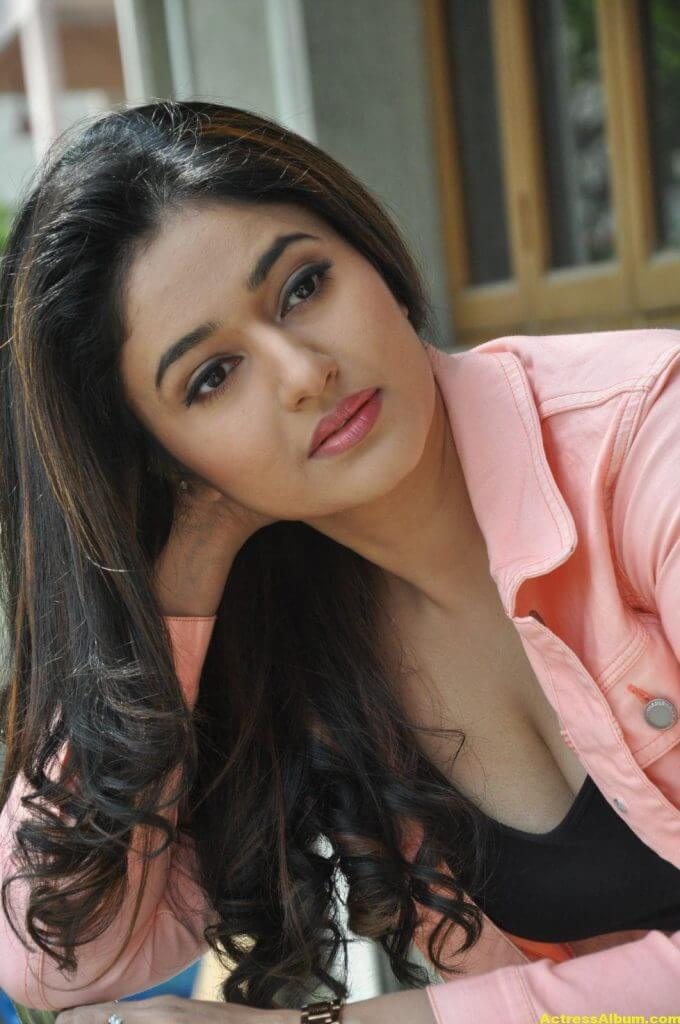 Poonam Bajwa Latest Photoshoot In Pink Dress 7