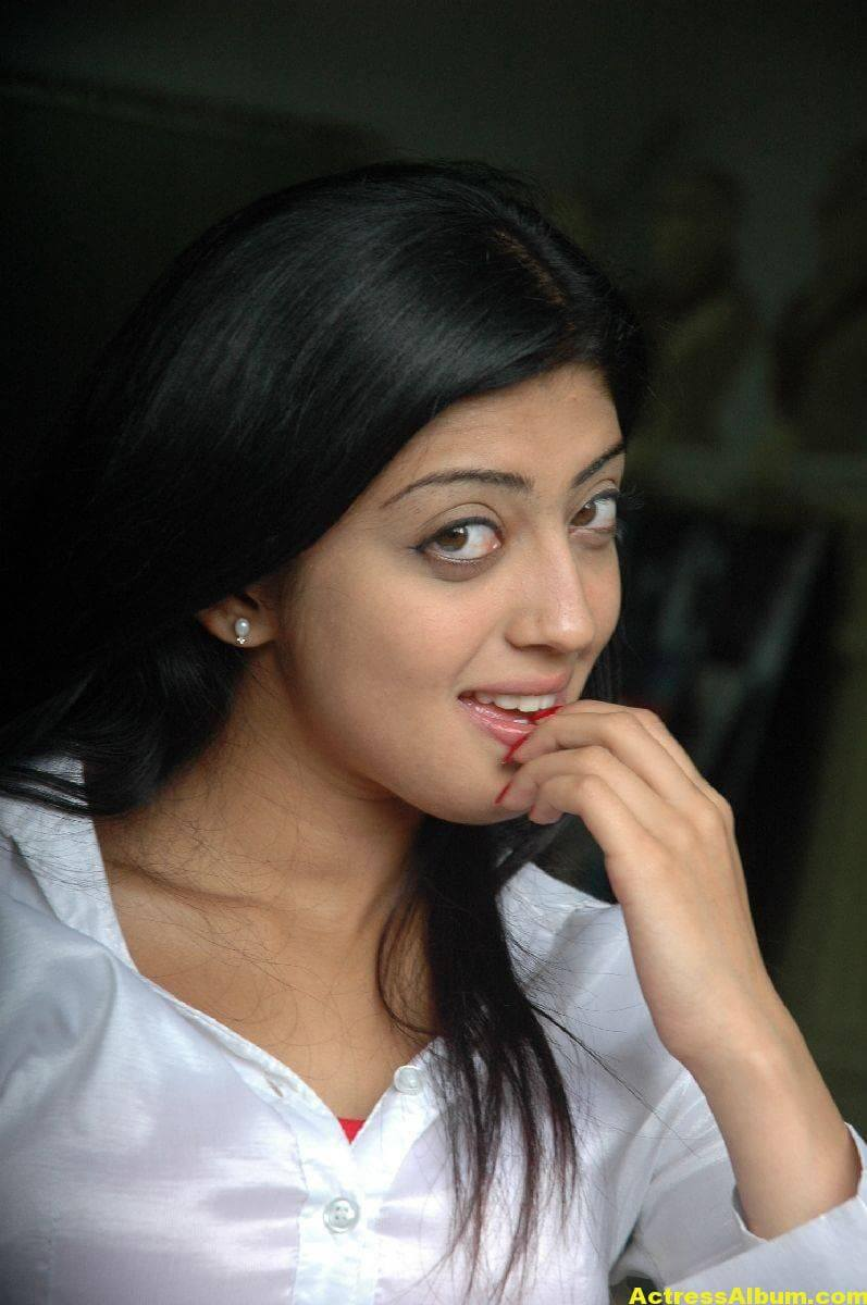 Pranitha Latest Stills In White Shirt 7