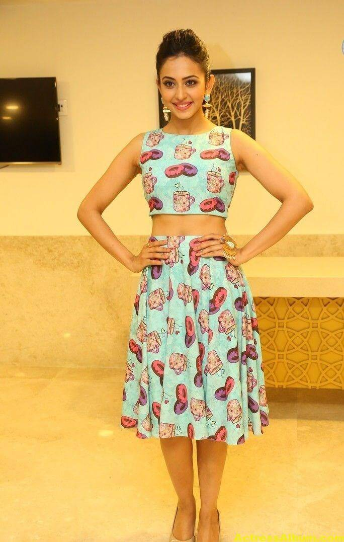 Rakul Preet Singh New Photoshoot Stills 2