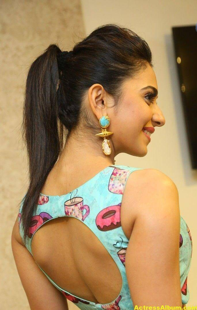 Rakul Preet Singh New Photoshoot Stills 3