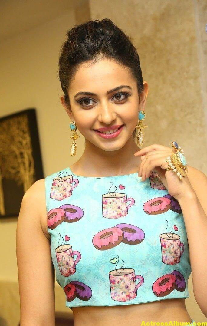 Rakul Preet Singh New Photoshoot Stills 6