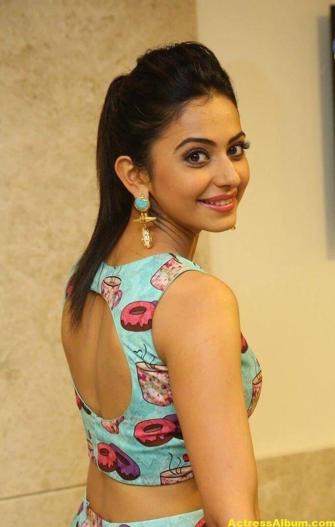 Rakul Preet Singh New Photoshoot Stills 7