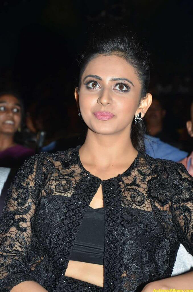 Rakul Preet Singh Stills at Garam Audio Launch 1